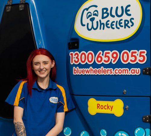 blue wheelers werribee