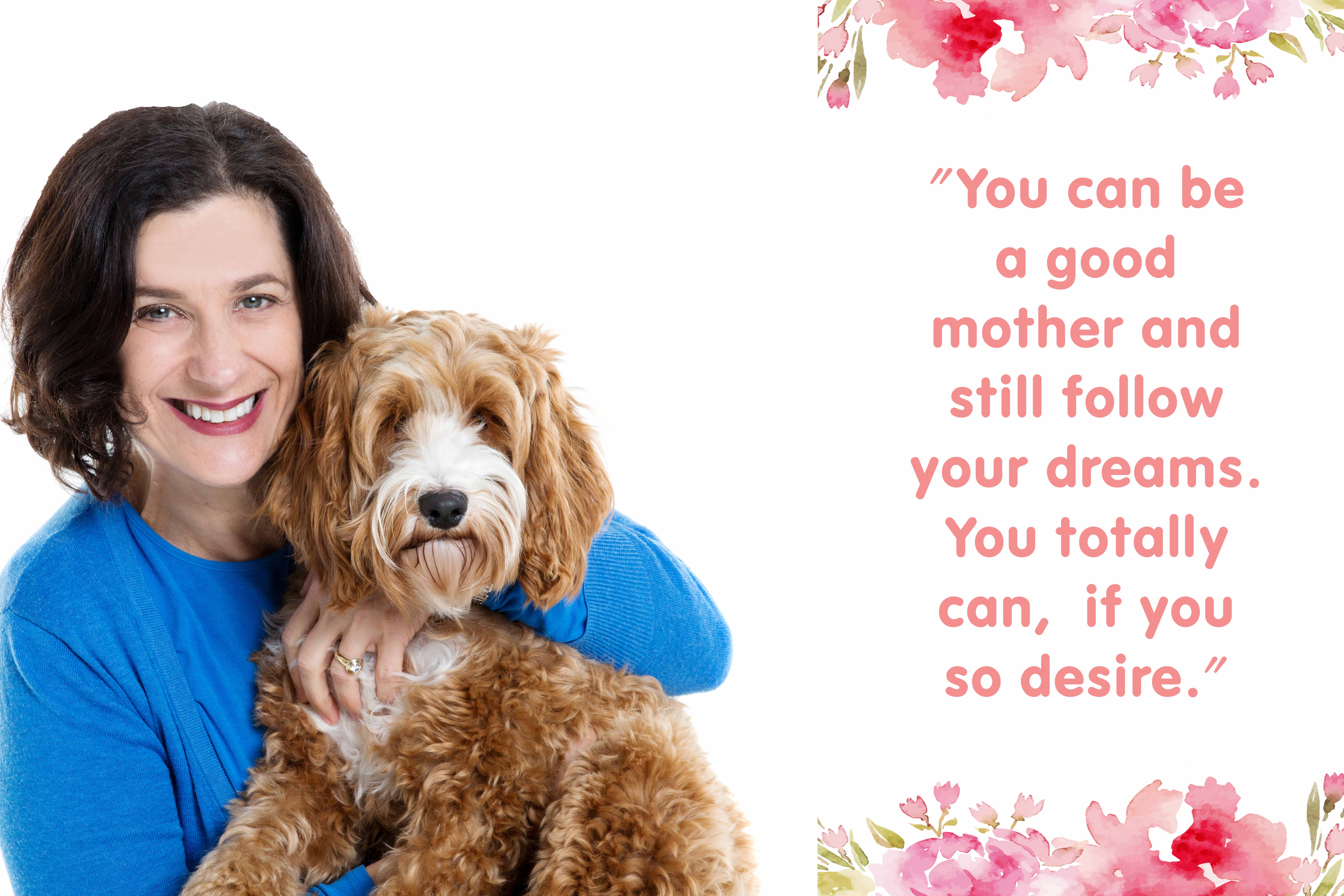 mothers day, mothers day quote, dog mum, cute dog, mother, mothers, fur babies, Labradoodle, Labradoodles, cute Labradoodle, Labradoodle cute, tan Labradoodle, happy mothers day, Australian mothers day, mothers day quotes, empowerment, motivating quotes, quotes for mums, follow dreams.